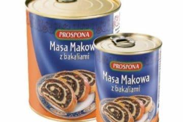 Начинка для кондитерских и хлебобулочных изделий Маковая с Изюмом