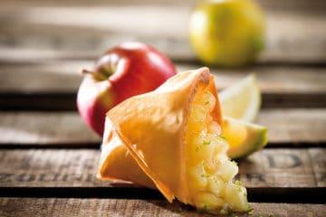 Пряные фрукты Яблоко-Бергамот
