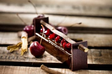 Пряные фрукты Тёмная Вишня-Лакрица