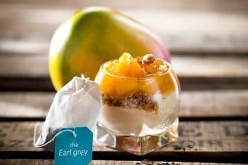 Пряные фрукты Манго-Чай с Бергамотом