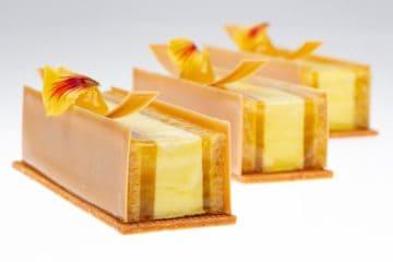 Покрытие для кондитерских изделий Даймонд Глейз Желтый жасмин
