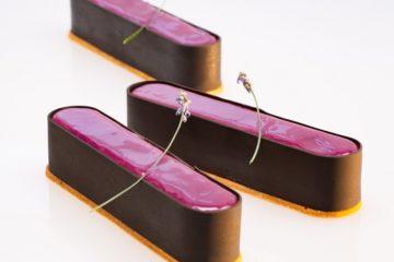 Покрытие для кондитерских изделий Даймонд Глейз Пурпурная лаванда