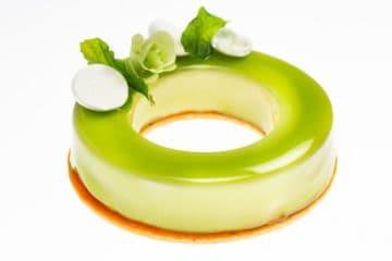 Покрытие для кондитерских изделий Даймонд Глейз Зеленая мята